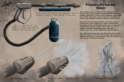 what is flash freezing flash freeze gun by lygon on deviantart