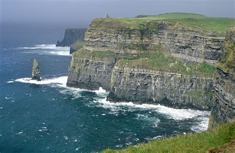 The Story Of The Cliffs Of Moher Irelands Own