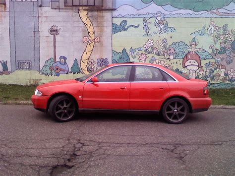 Audi A4 Modification by Elrayito2 1996 Audi A4 Specs Photos Modification Info At