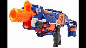 Review  Nerf Elite Stockade Unboxing  U0026 Review