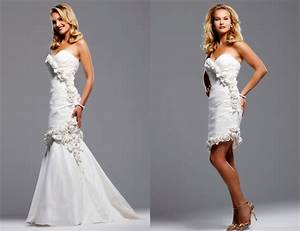 wedding blogs convertible wedding dresses With convertible wedding dresses