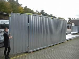 2 X 2 M Matratze : lagercontainer kaufen lagercontainer schnellbaucontainer produkte hacobau hallen und ~ Markanthonyermac.com Haus und Dekorationen