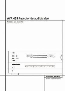 Harman Kardon Avr 435  Serv Man9  User Guide    Operation