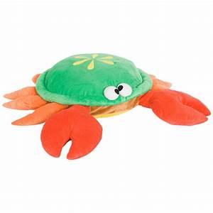 Under, The, Sea, Crazy, Crab, Floor, Cushion