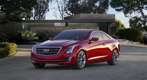 2015 cadillac ats coupe 2015 cadillac ats coupe photos specs engines reveal