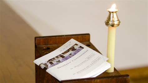 entrance brothers novitiate st thomas aquinas seminary usa