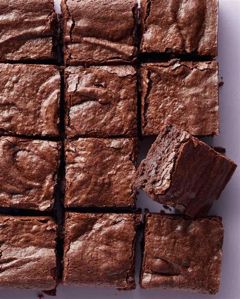 The Living Room Chocolate Recipe Book by Chewy Brownies Martha Stewart Living Upgrade Your