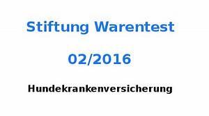 Kompressor Test Stiftung Warentest : hundekrankenversicherung stiftung warentest 2017 2018 ~ Jslefanu.com Haus und Dekorationen