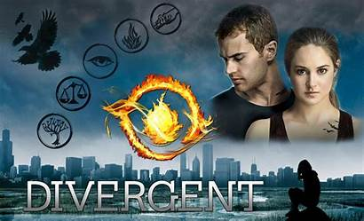 Divergent Factions Movies Wallpapers Tris Four Theo