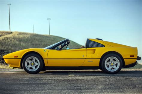 15% discount with code fab15. 1983 Ferrari 308 GTS Quattrovalvole Coupe 2-Door 3.0L for sale: photos, technical specifications ...