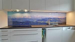 Rückwand Küche Plexiglas : panoramabild k chenr ckwand aus glas ~ Eleganceandgraceweddings.com Haus und Dekorationen
