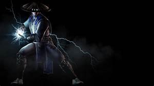 Wallpaper Raiden, Mortal Kombat X, PC Games, Xbox One, PS4
