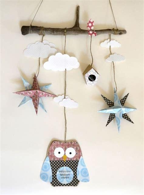 chambre mobile origami chambre bébé recherche décoration
