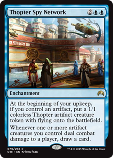Thopter Deck Magic Duels by Magic Origins Magic The Gathering