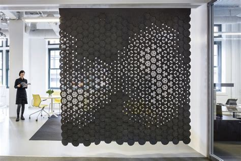 Wall Cover : » Link Wallcovering By Gensler And Filzfelt