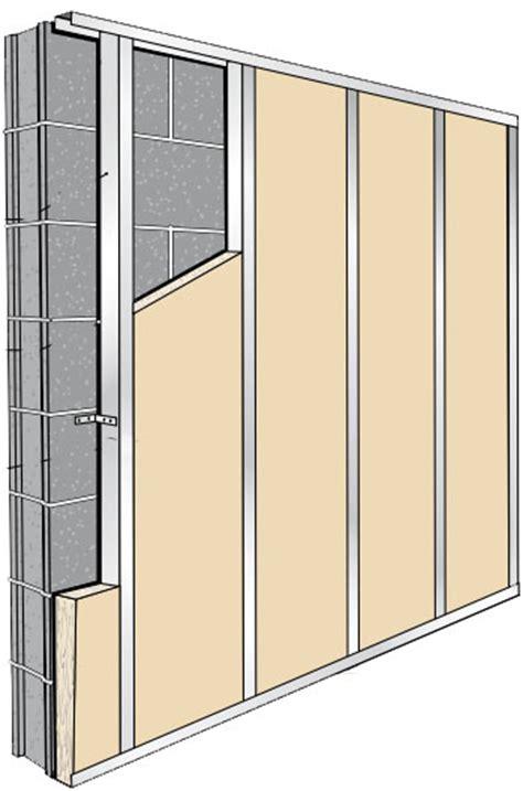 isolation mur parpaing interieur dossier isolation des murs par l int 233 rieur tutoriel