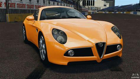 Alfa Romeo Competizione by Alfa Romeo 8c Competizione For Gta 4