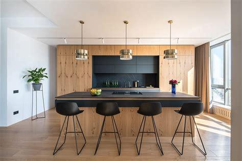 Holzkuche Modern by Moderne Holzk 252 Che Ein Designerst 252 Ck Mit Charakter