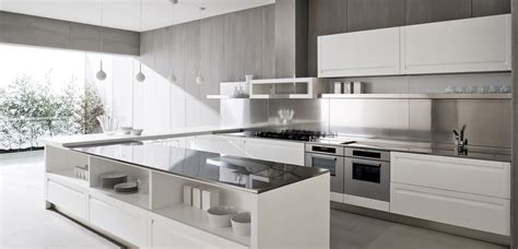 contemporary kitchen islands contemporary white kitchen interior design ideas
