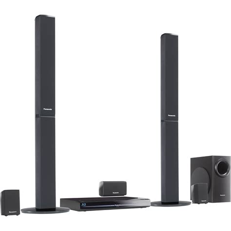 Panasonic Scbt330 Bluray Home Theater System Scbt330 B&h