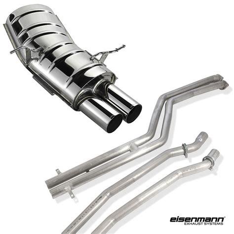 Eisenmann Bmw E46 320ici330ici Performance Exhaust