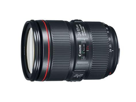 объектив canon ef 24 105 f 4l is ii usm цены отзывы фотографии видео