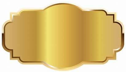 Label Template Clipart Labels Transparent Clip Yopriceville