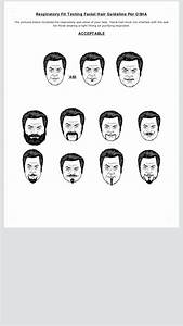 This Guide To Osha Approved Facial Hair While Wearing A