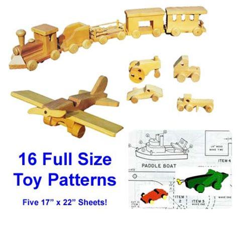 wooden toy plan   build  amazing diy woodworking