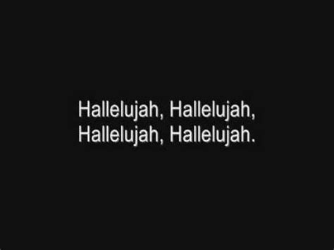 lied halleluja text deutsch klaviernoten zum ausdrucken