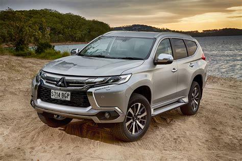 new mitsubishi mitsubishi cars news all new pajero sport launched from