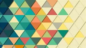Multicoloured, Triangles, In, A, Pattern, 5k, Retina, Ultra, Hd