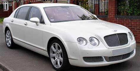 White Bentley Cars by Wedding Cars Phantom Car Hire Bentley Car Hire