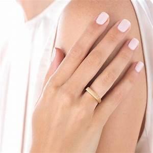 thin wedding band unique engagement ring minimalist gold With wedding ring minimalist