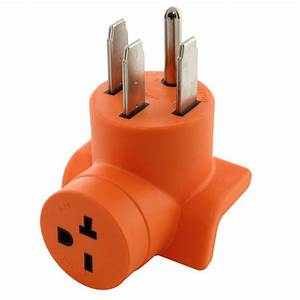 Ac Works Range  Generator Outlet To Hvac  Power Tool Adapter