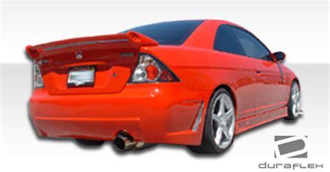 honda civic coupe   complete body kit