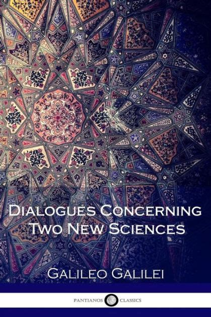 dialogues concerning two new sciences discorsi e