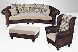 Big Sessel Kolonialstil : big sofa bigsofa xxl kolonialstil couch afrika web ~ Watch28wear.com Haus und Dekorationen