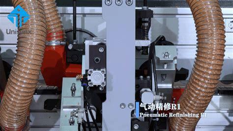 double gluing edge banding machine qingdao yongqiang woodworking machinery coltd