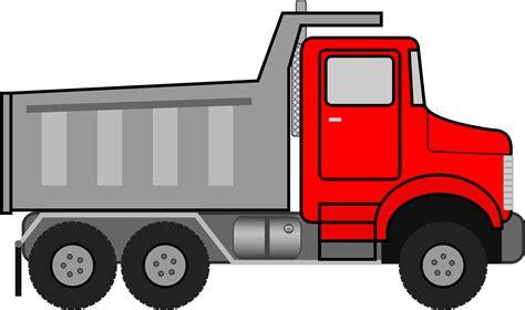 Truck Clip Clipart Dump Truck