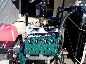 1933 Ford 221 Flathead V8 Engine With Isky Max 1 Camshaft