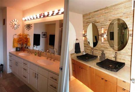 Diy Budget Bathroom Renovation Reveal-interior Design