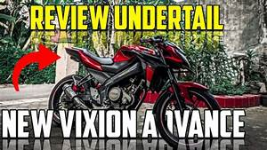 Undertail New Vixion Advance