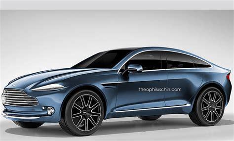 2020 Aston Martin Dbx by Aston Martin Dbx 2020 Erste Informationen Autozeitung De