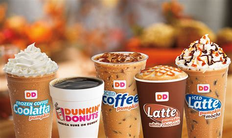 Dunkin Donuts Pumpkin 2017 by Dunkin Donuts To Celebrate National Coffee Day With Free