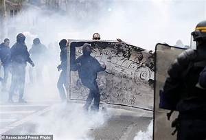 Protests and strikes across France disrupt travel, schools ...