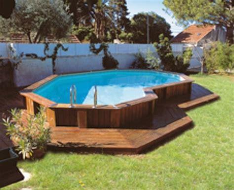 Above Ground Pool Decks Ideas by 403 Forbidden