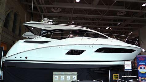Sea Ray Boats Youtube by 2017 Sea Ray 400 Sundancer Motor Yacht Walkaround 2017