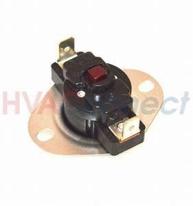 Ruud Corsaire Limit Switch Manual Reset 180 47