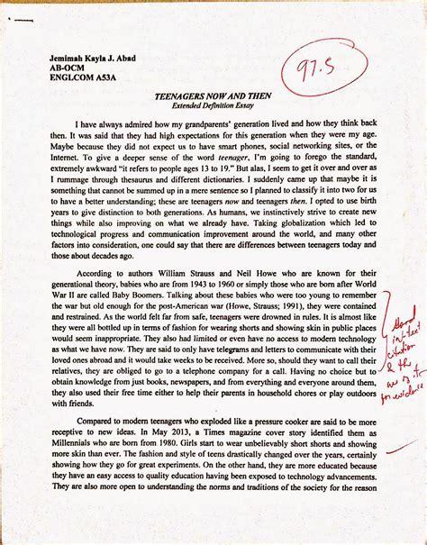 definition of a hero essay success definition essay